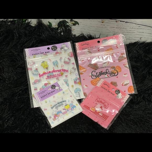 Sanrio Hello Kitty & friends fancy zip bag